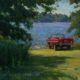 Artwork Photography of Goose Island Amphicar 11x14