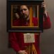Artwork Photography of Steven Levin Self Portrait