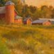 Artwork Photography of Herberg Farm Morning 8x13