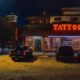 Artwork Photography of Tattoo Parlor