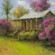 Gracious Simplicity by-Mary Pettis