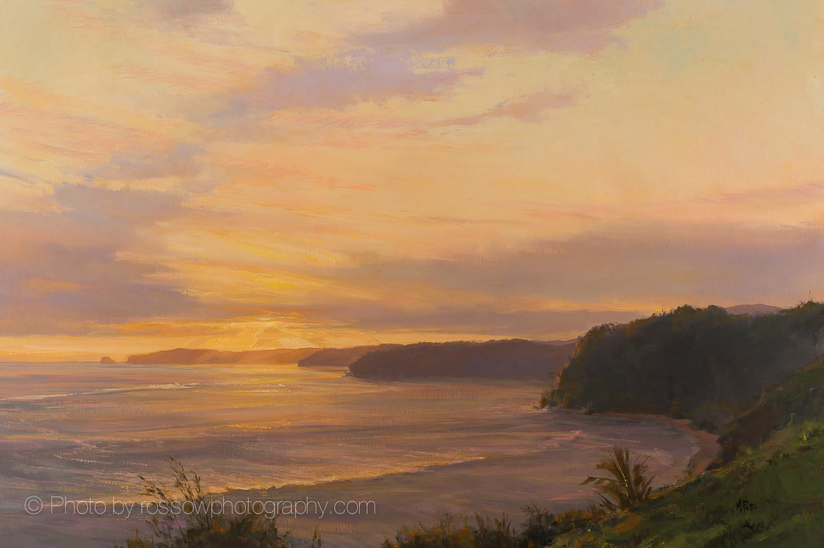 Artwork Photography of North Shore Beckons by Mary Pettis