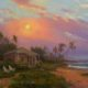 Artwork Photography of Sunset-by-Mary Pettis