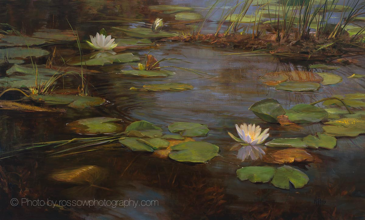 The Cycle of Lilies-Mary Pettis