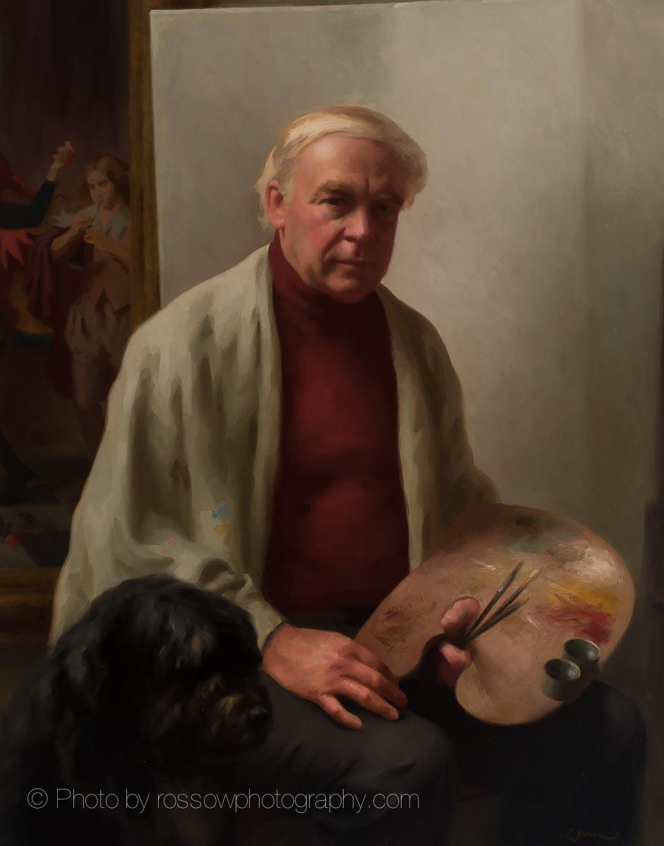 Portrait of Richard Lack
