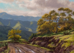 After The Rain, Cottonwood Canyon Road
