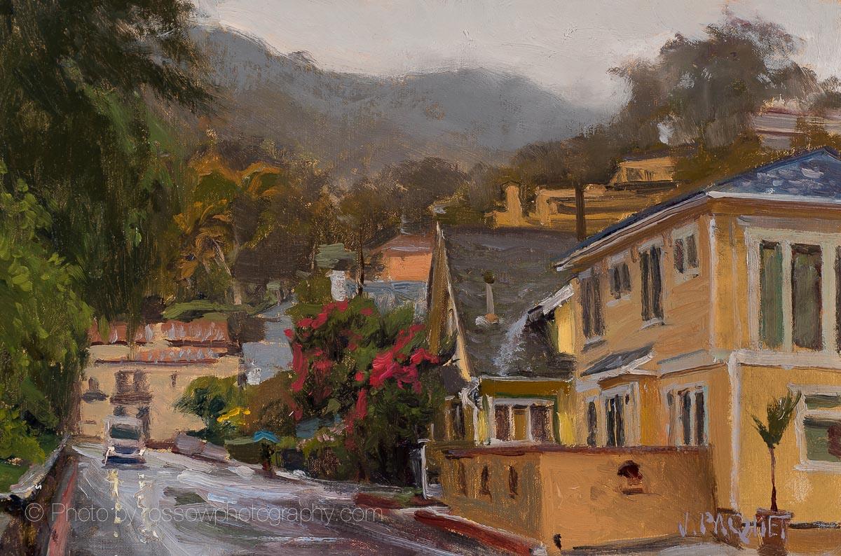 Rainy Day, Avalon 8x12-Joe Paquet