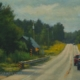 Painting Photography 57 to Door County by Carl Bretzke