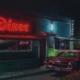 Diner After Hours-by-Carl Bretzke