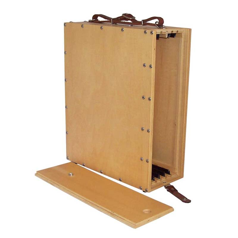 Handling Transporting Artwork Carrier - wood