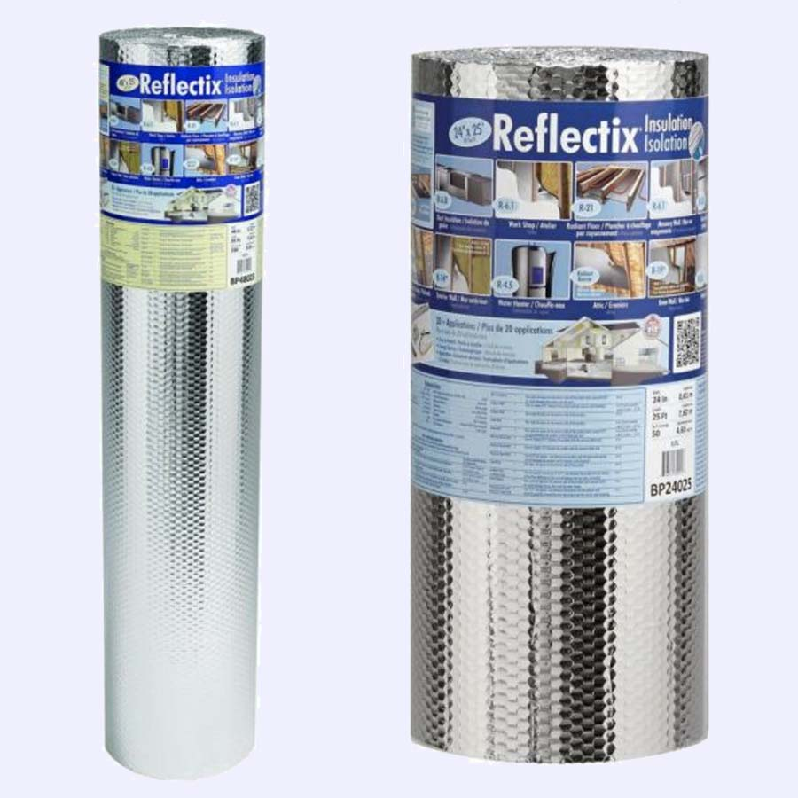 Reflectix Double Reflective Insulation Rolls