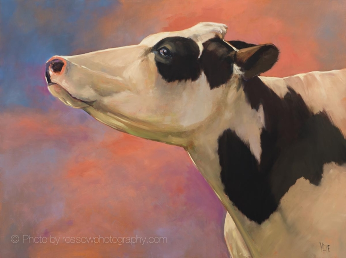 Dairy Queen-painting by Patty Voje-210713