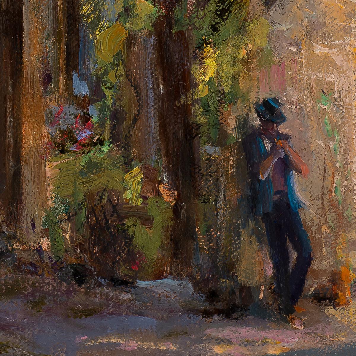 Dancing Village Light 12x9-190930-Mary Pettis - crop
