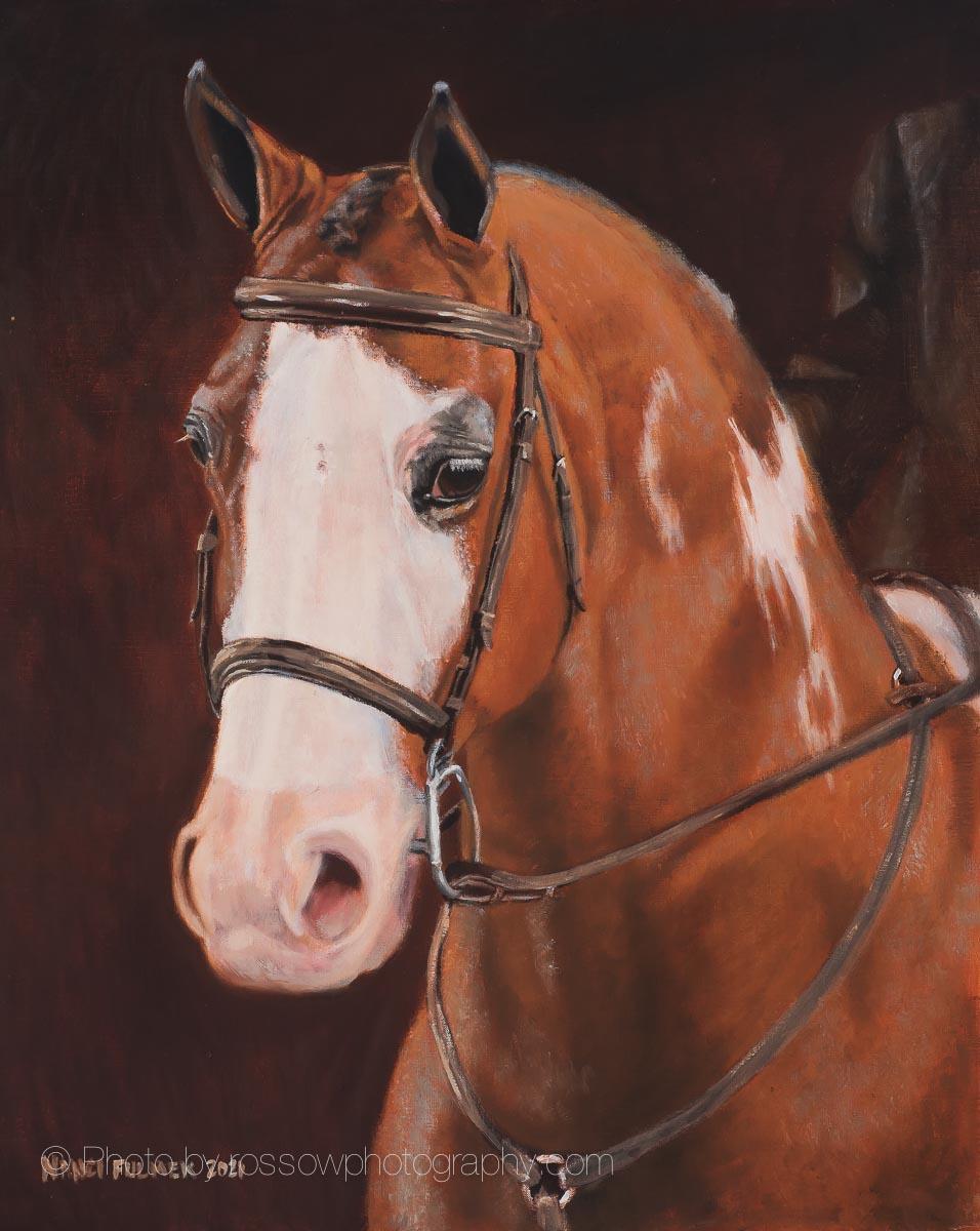 Sprat-painting by Nanci Fulmek-210415